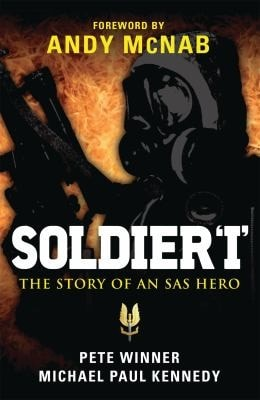 Solider I The Story Of An Sas Hero _ ANDY MCNAB