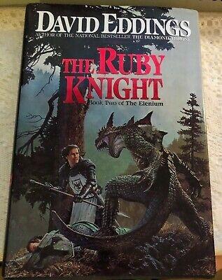 The Ruby Knight  Book 2 Of The Elenium _ DAVID EDDINGS