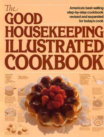 Good Housekeeping Illustrated Cookbook _ COHEN WOLF