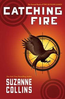 Catching Fire _ SUZANNE COLLINS