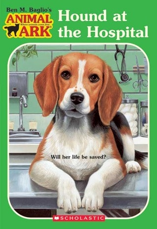 Hound At The Hospital  Animal Ark _ BEN BAGLIO