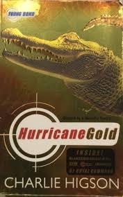 Hurricane Gold _ CHARLIE HIGSON