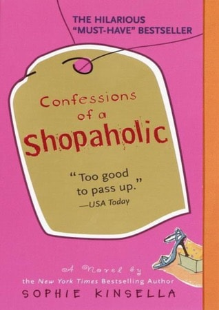 Confessions Of A Shopaholic _ SOPHIE KINSELLA