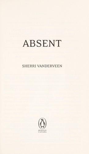 Absent _ SHERRI VANDERVEEN