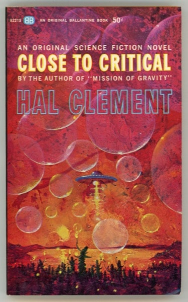 Close To Critical _ HAL CLEMENT