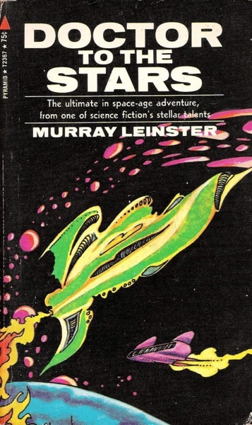Doctor To The Stars _ MURRAY LEINSTER
