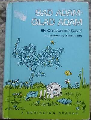 Sad Adam - Glad Adam _ CHRISTOPHER DAVIS