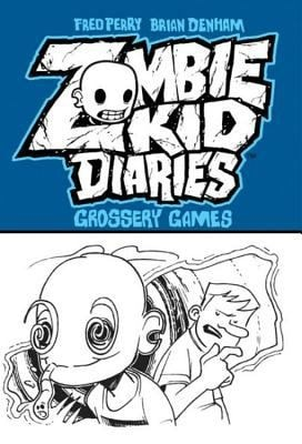 Zombie Kid Diaries Volume 2 Grossery Games _ FRED PERRY
