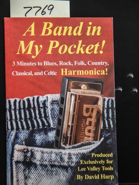 A Band In My Pocket 3 Minutes To Blues, Rock, Folk, Country, Classical And Celtic Harmonica! _ DAVID HARP