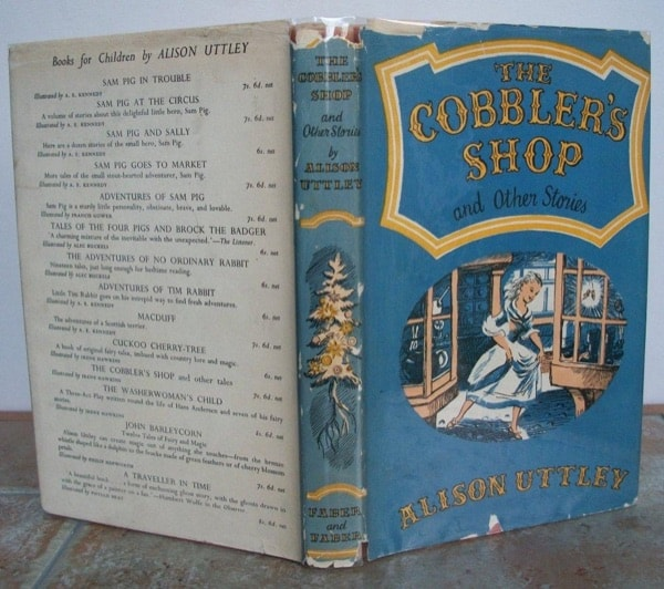 The Cobblers Shop And Other Stories _ ALISON UTTLEY
