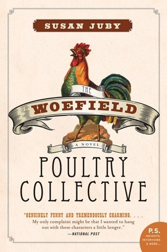 The Woefield Poultry Collective A Novel _ SUSAN JUBY