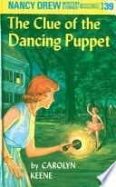The Clue Of The Dancing Puppet   Nancy Drew Mystery Stories #39 _ CAROLYN KEENE