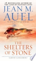 The Shelters Of Stone  Book 5 In The Earths Children Series _ JEAN AUEL