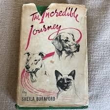 The Incredible Journey _ SHEILA BURNFORD