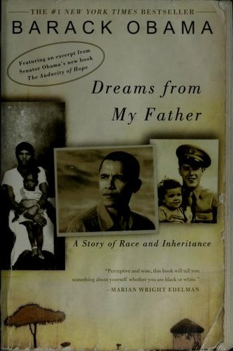 Dreams From My Father A Story Of Race And Inheritance _ BARACK OBAMA