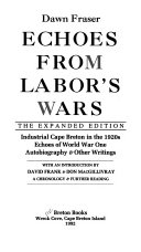 Echoes From Labors Wars, Expanded Edition _ DAWN FRASER