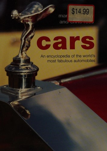 Cars Encyclopedia Worlds Most Famous Automobiles _ BUCKLEY; REES