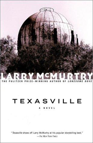 Texasville  The Last Picture Show #2 _ LARRY MCMURTRY