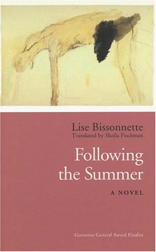 Following The Summer _ LISE BISSONNETTE