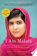 I Am Malala The Story Of The Girl Who Stood Up For Education And Was Shot By The Taliban _ YOUSAFZAI MALALA