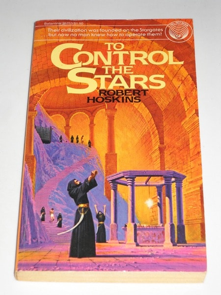 To Control The Stars _ ROBERT HOSKINS