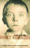 The Peculiar Memories Of Thomas Penman _ BRUCE ROBINSON
