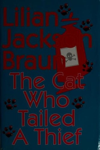The Cat Who Tailed A Thief _ LILIAN BRAUN