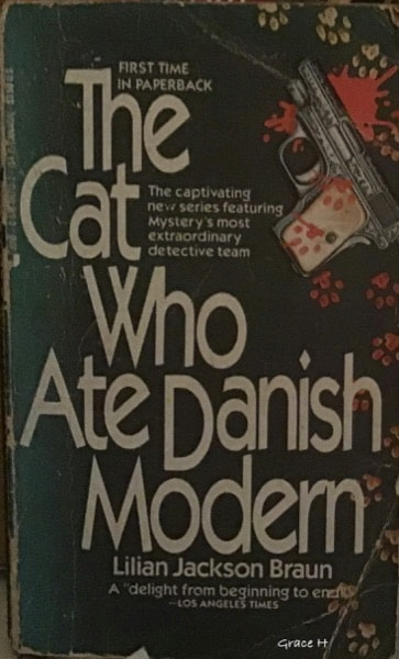 The Cat Who Ate Danish Modern _ LILIAN BRAUN