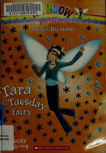 Tara The Tuesday Fairy  The Fun Day Fairies No. 2 Rainbow Magic _ DAISY MEADOWS
