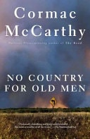 No Country For Old Men _ CORMAC MCCARTHY