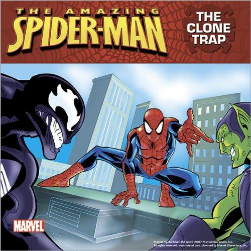 The Amazing Spider-Man The Clone Trap _ BENJAMIN HARPER
