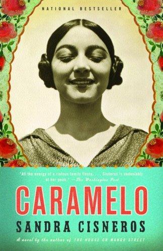 Caramelo  Vintage Contemporaries _ SANDRA CISNEROS