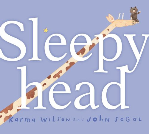 Sleepy Head _ SEGAL JOHN