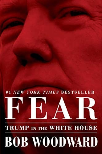 Fear Trump In The White House _ BOB WOODWARD