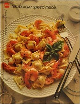 Microwave Speed Meals _ BARBARA METHVAN