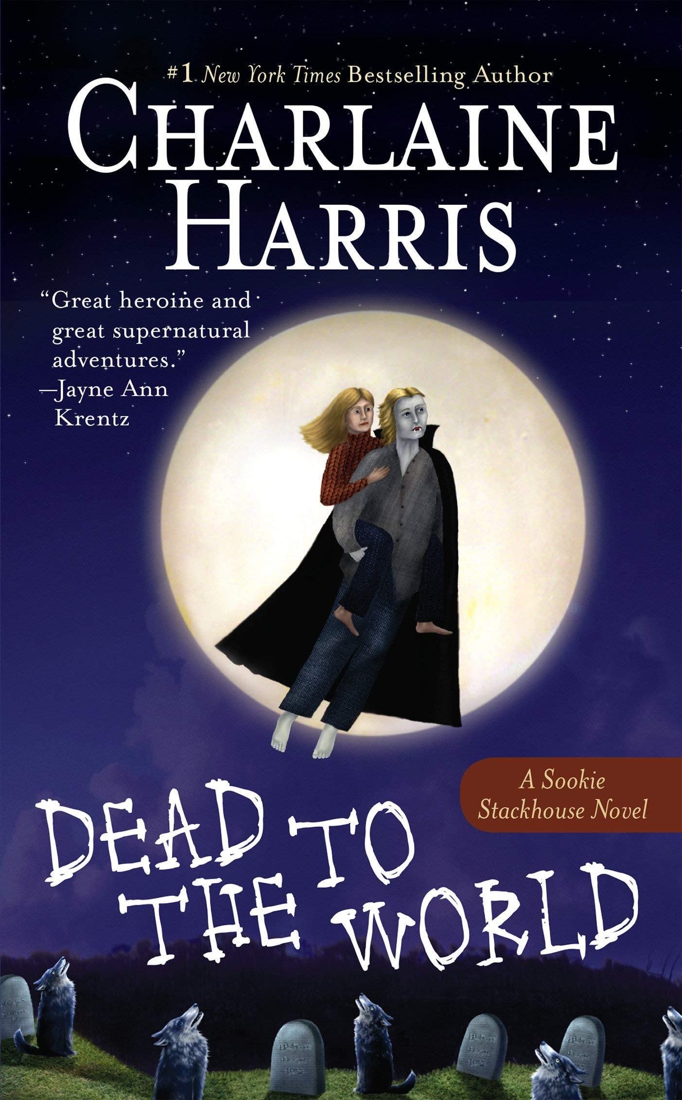 Dead To The World _ CHARLAINE HARRIS