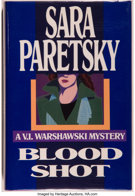 Blood Shot _ SARA PARETSKY