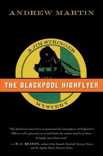 The Blackpool Highflyer _ ANDREW MARTIN