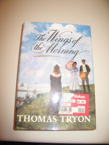 The Wings Of Morning _ THOMAS TRYON