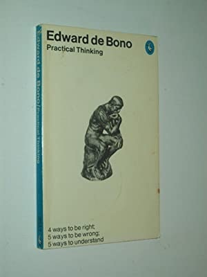 Practical Thinking 4 Ways To Be Right 5 Ways To Be Wrong 5 Ways To Understand _ BONO DE