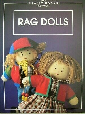 Rag Dolls The Crafty Hands Collection _ LUZIE THEULET