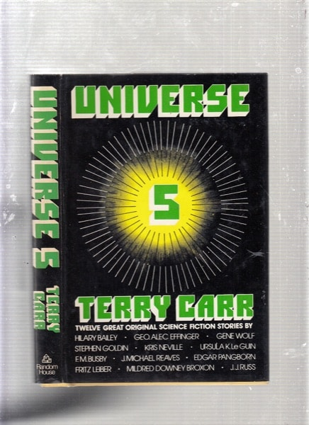 Universe 5 _ TERRY CARR