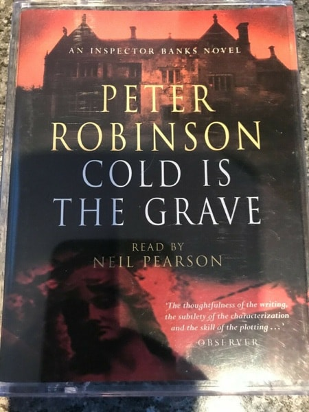 Cold Is The Grave _ PETER ROBINSON