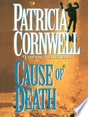 Cause Of Death _ PATRICIA CORNWELL