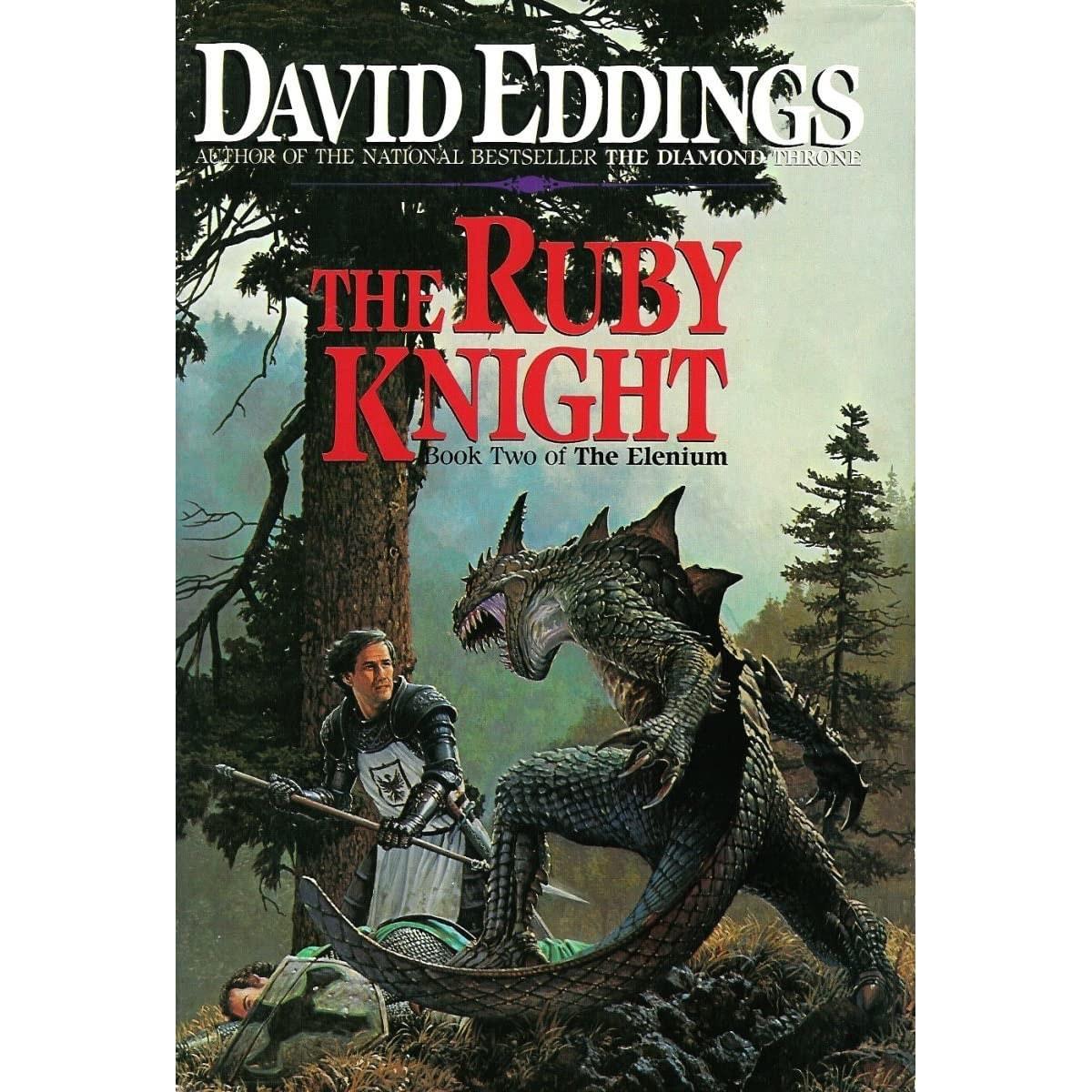 The Ruby Knight  The Elenium, Book 2 _ DAVID EDDINGS