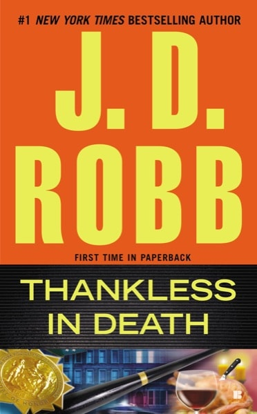 Thankless In Death _ J.D ROBB