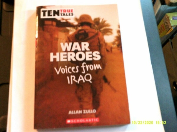War Heroes Voices From Iraq _ ALLAN ZULLO