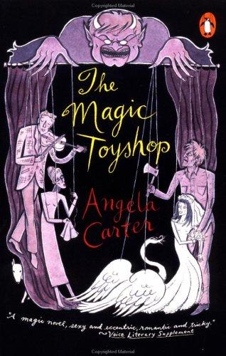 The Magic Toyshop _ ANGELA CARTER