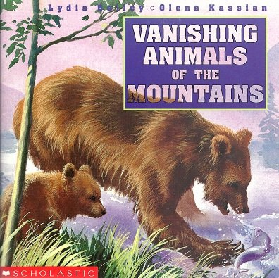Vanishing Animals Of The Mountains _ LYDIA BAILEY