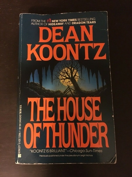 The House Of Thunder _ DEAN KOONTZ